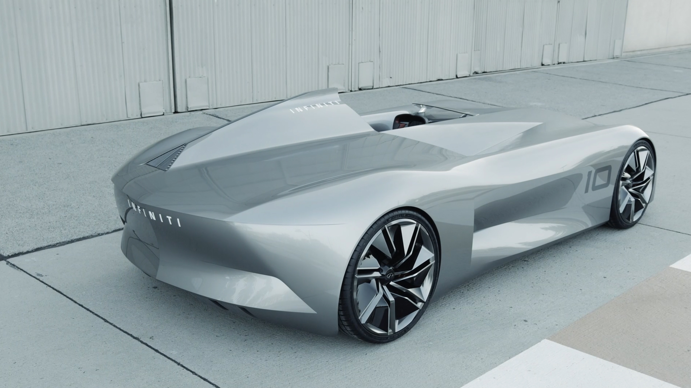 Infiniti Prototype 10 Concept Car Inspires All Future Electrified Models